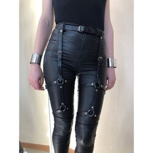 Accessories - 🔒LEATHER HARNESS BELT🔒